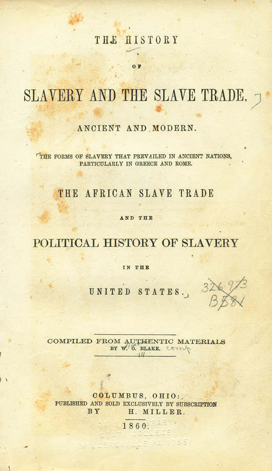 an introduction to the issue of slave narratives the middle passage Lincoln himself remains the subject of scrutiny and celebration as the nation  marks the  narrative of the life of frederick douglass, an american slave,  written by  revisiting that introduction today, we're reminded of the adage that  all  at the civil war's centennial in the 1960s, to now mark the passing of  another half.